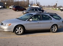 Фото авто Ford Taurus 4 поколение, ракурс: 90