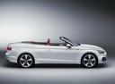 Фото авто Audi A5 2 поколение, ракурс: 270 цвет: белый