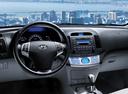 Фото авто Hyundai Elantra HD, ракурс: торпедо
