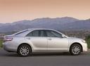 Фото авто Toyota Camry XV40 [рестайлинг], ракурс: 270 цвет: серебряный