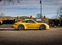 Фото авто Porsche 911 991 [рестайлинг], ракурс: 270 цвет: желтый