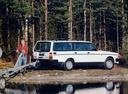 Фото авто Volvo 240 1 поколение, ракурс: 225 цвет: белый