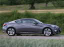 Фото авто Hyundai Genesis 1 поколение [рестайлинг], ракурс: 270 цвет: серый