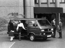 Фото авто Volkswagen Transporter T3 [рестайлинг], ракурс: 315