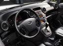 Фото авто Kia Carens 3 поколение, ракурс: торпедо