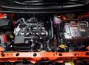 Фото авто Toyota Prius C 1 поколение, ракурс: двигатель