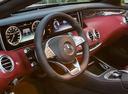 Фото авто Mercedes-Benz S-Класс W222/C217/A217, ракурс: рулевое колесо