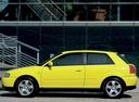 Фото авто Audi A3 8L, ракурс: 90