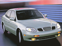 Фото авто Daewoo Leganza 1 поколение, ракурс: 315