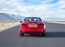 Фото авто Infiniti Q50 1 поколение [рестайлинг], ракурс: 180 цвет: красный