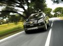 Фото авто Chevrolet Captiva 1 поколение, ракурс: 45 цвет: черный