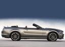 Фото авто Ford Mustang 5 поколение [2-й рестайлинг], ракурс: 270 цвет: серый