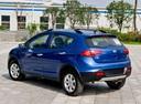 Фото авто Lifan X50 1 поколение, ракурс: 135 цвет: голубой