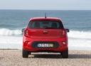 Фото авто Kia Picanto 3 поколение, ракурс: 180 цвет: красный