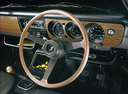 Фото авто Mazda Familia 2 поколение, ракурс: торпедо