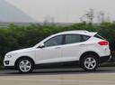 Фото авто FAW Besturn X80 1 поколение, ракурс: 90 цвет: белый