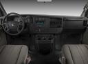 Фото авто Chevrolet Express 1 поколение [рестайлинг], ракурс: торпедо
