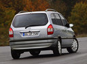 Фото авто Opel Zafira A [рестайлинг], ракурс: 225