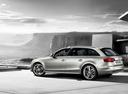 Фото авто Audi S4 B8/8K [рестайлинг], ракурс: 135 цвет: серебряный
