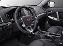 Фото авто Geely Emgrand X7 1 поколение [рестайлинг], ракурс: торпедо