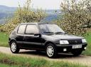 Фото авто Peugeot 205 1 поколение [рестайлинг], ракурс: 315