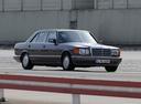 Фото авто Mercedes-Benz S-Класс W126 / C126 [рестайлинг], ракурс: 315