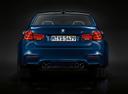Фото авто BMW M3 F80 [рестайлинг], ракурс: 180 - рендер цвет: синий