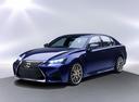 Фото авто Lexus GS 4 поколение [рестайлинг], ракурс: 45 цвет: синий