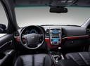 Фото авто Hyundai Santa Fe CM, ракурс: торпедо
