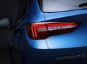 Фото авто Opel Grandland X 1 поколение, ракурс: задние фонари цвет: синий