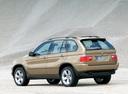 Фото авто BMW X5 E53 [рестайлинг], ракурс: 135 цвет: сафари