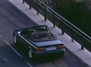 Фото авто BMW 3 серия E36, ракурс: сверху цвет: серый