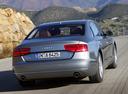 Фото авто Audi A8 D4/4H, ракурс: 225 цвет: серый