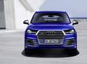 Фото авто Audi SQ7 4M,  цвет: синий