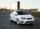 Фото авто SEAT Ibiza 4 поколение [рестайлинг], ракурс: 315 цвет: белый