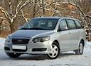 Фото авто Chery CrossEastar 1 поколение, ракурс: 45 цвет: серебряный