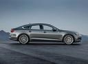 Фото авто Audi A5 2 поколение, ракурс: 270 цвет: серый