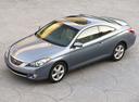 Фото авто Toyota Camry Solara XV30, ракурс: сверху