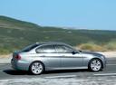 Фото авто BMW 3 серия E90/E91/E92/E93, ракурс: 270 цвет: серебряный