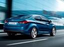 Фото авто Hyundai Elantra MD [рестайлинг], ракурс: 225 цвет: синий