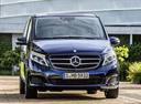 Фото авто Mercedes-Benz V-Класс W447,  цвет: синий