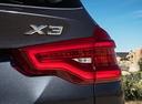 Фото авто BMW X3 G01, ракурс: задние фонари