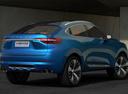 Фото авто Haval F7 1 поколение, ракурс: 225 цвет: синий