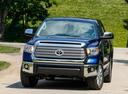Фото авто Toyota Tundra 2 поколение [2-й рестайлинг],  цвет: синий