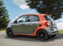 Фото авто Smart Forfour 2 поколение, ракурс: 135 цвет: серый
