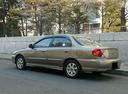 Фото авто Kia Spectra 1 поколение [рестайлинг], ракурс: 135
