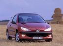 Фото авто Peugeot 206 1 поколение,