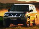 Фото авто Nissan Patrol Y61, ракурс: 45 цвет: черный