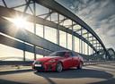 Фото авто Lexus IS XE30 [рестайлинг], ракурс: 45 цвет: красный