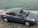 Фото авто Renault Megane 2 поколение [рестайлинг], ракурс: 315 цвет: серый